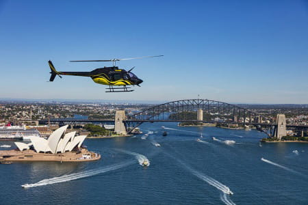 Helicopter Sydney